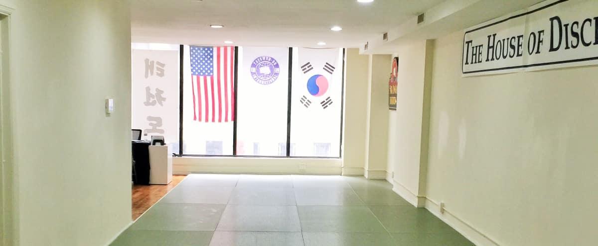Midtown Martial Arts School in New York Hero Image in Midtown, New York, NY