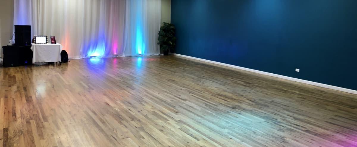 Spacious Dance Studio   Studio A in Broomfield Hero Image in West Westminster, Broomfield, CO
