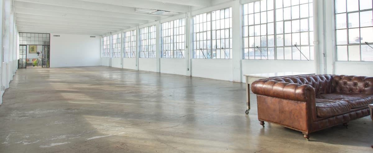 4100+ Sqft Historic Natural Light Warehouse Loft Studio in Los Angeles Hero Image in Central LA, Los Angeles, CA