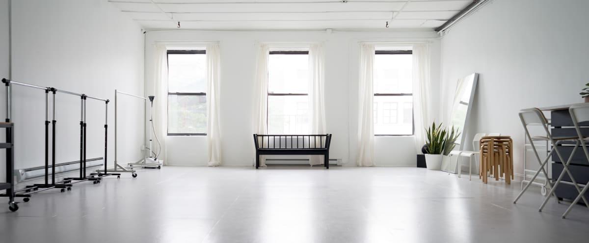 Lower East Side Bright Loft Photo Studio in New York Hero Image in Lower Manhattan, New York, NY