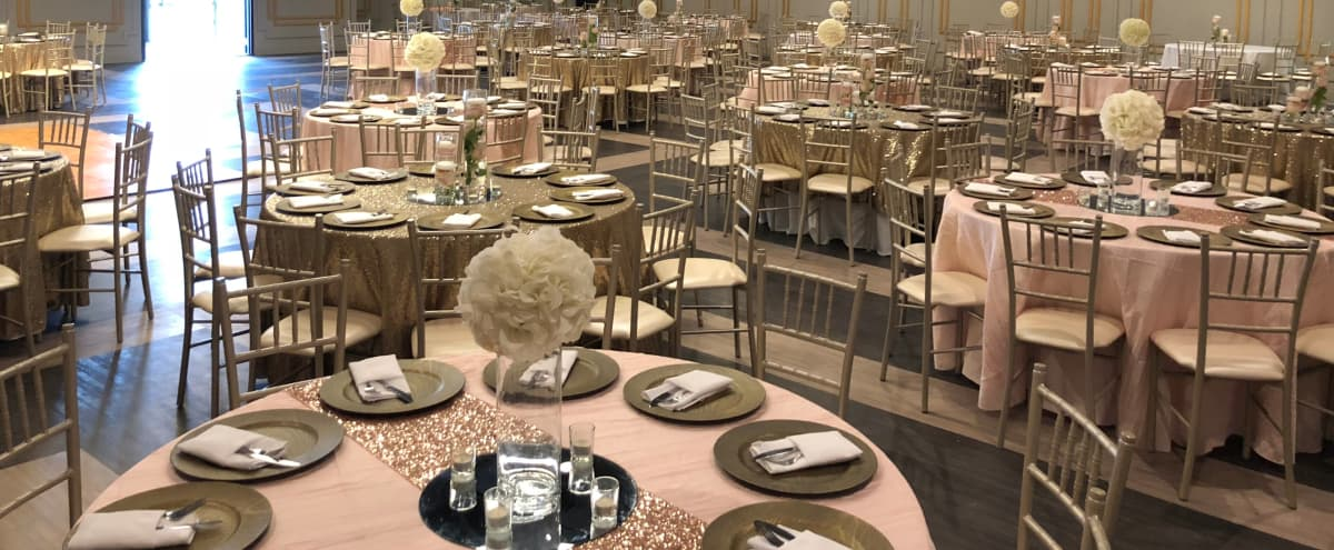 Large Ballroom for Weddings, Proms, Banquets, Quinceañeras and More! in Cypress Hero Image in undefined, Cypress, TX