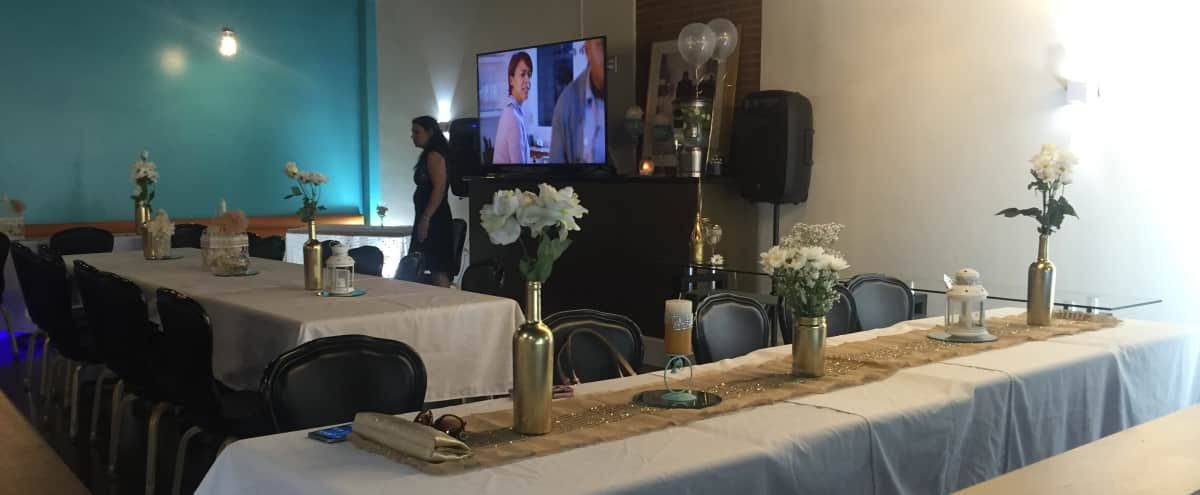 Modern Event Space with Hollywood Feel in San Mateo Hero Image in South San Mateo, San Mateo, CA
