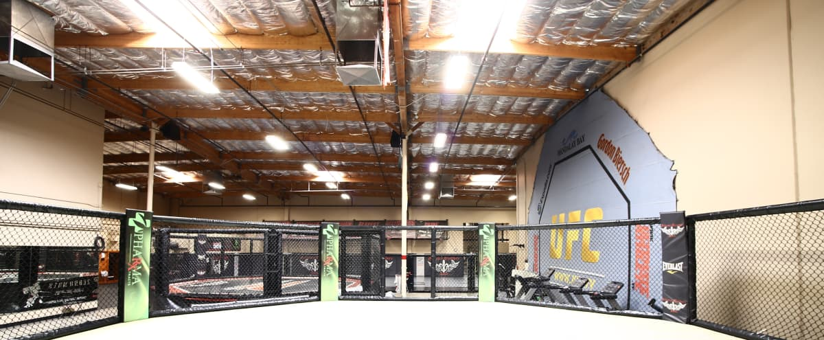 Training Octagon for Production Use Minutes from the Strip in Las Vegas Hero Image in undefined, Las Vegas, NV
