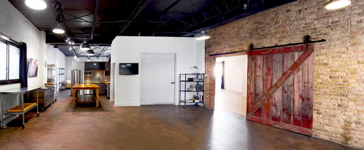 Modern Industrial Rental Space in Chicago Hero Image in Goose Island, Chicago, IL