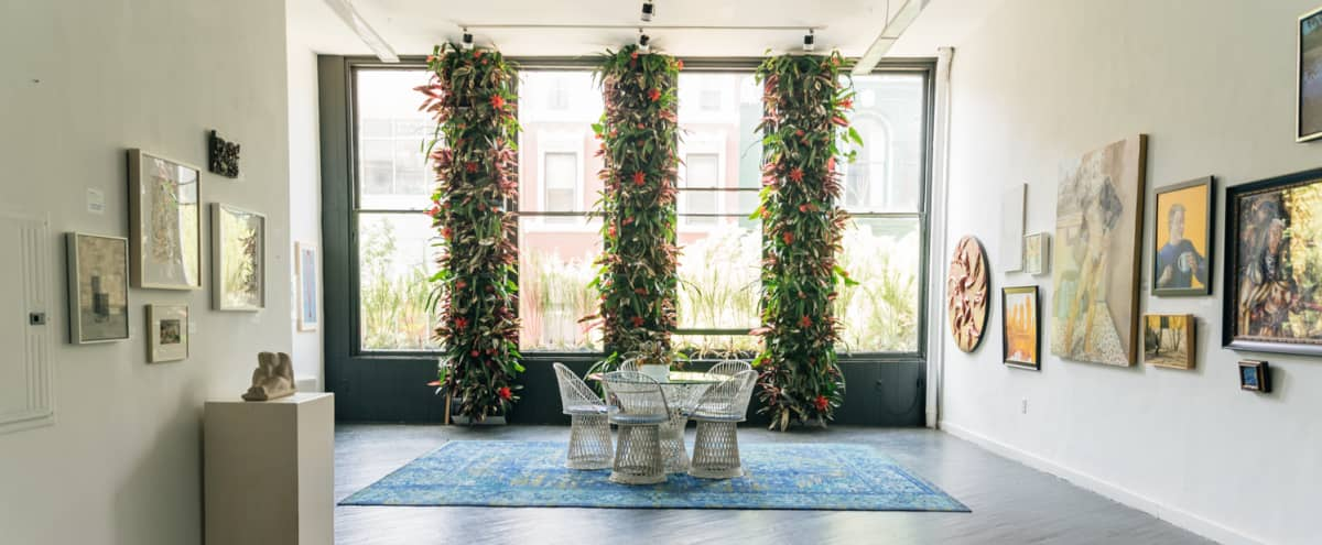Horticultural Gallery & Events Space in philadelphia Hero Image in Center City East, philadelphia, PA