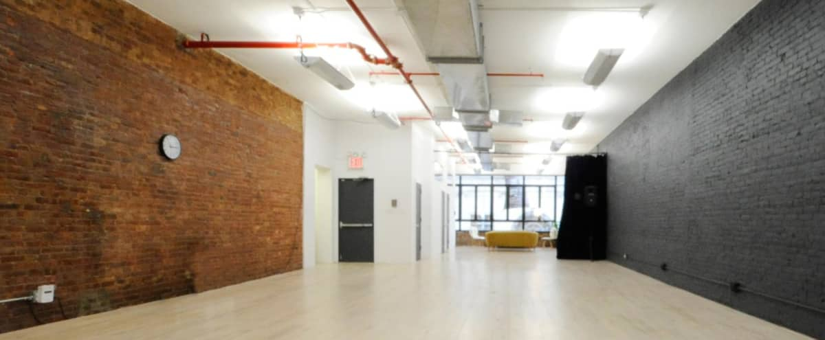 Industrial TriBeCa/SoHo Event Space in New York Hero Image in Lower Manhattan, New York, NY