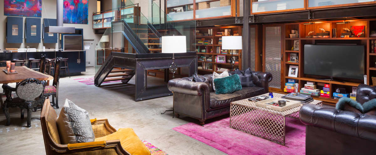 2,500 Sq. Ft Creative Offsite Loft in San Francisco Hero Image in North of the Panhandle, San Francisco, CA