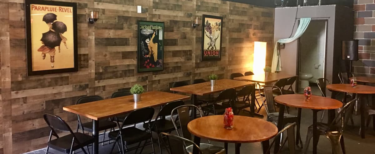 Industrial Warehouse Style Bar Set Spacious in Canoga Park Hero Image in Canoga Park, Canoga Park, CA