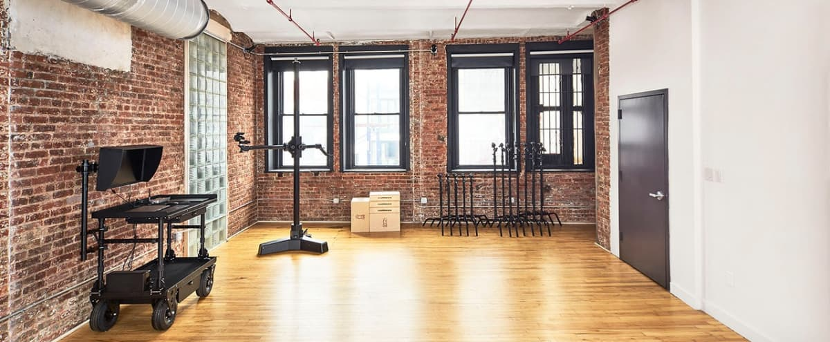 1200sqft Boutique Photo Studio in New York Hero Image in Little Italy, New York, NY