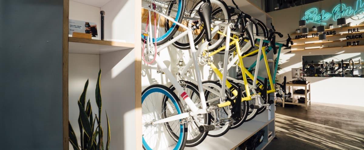 Showroom for Bicycle Shop in Los Angeles Hero Image in South Los Angeles, Los Angeles, CA