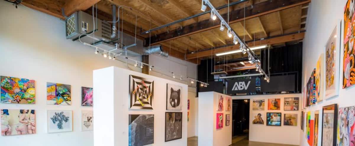 Whitebox Gallery Event Space along the Eastside Beltline Trail in Atlanta Hero Image in Old Fourth Ward, Atlanta, GA