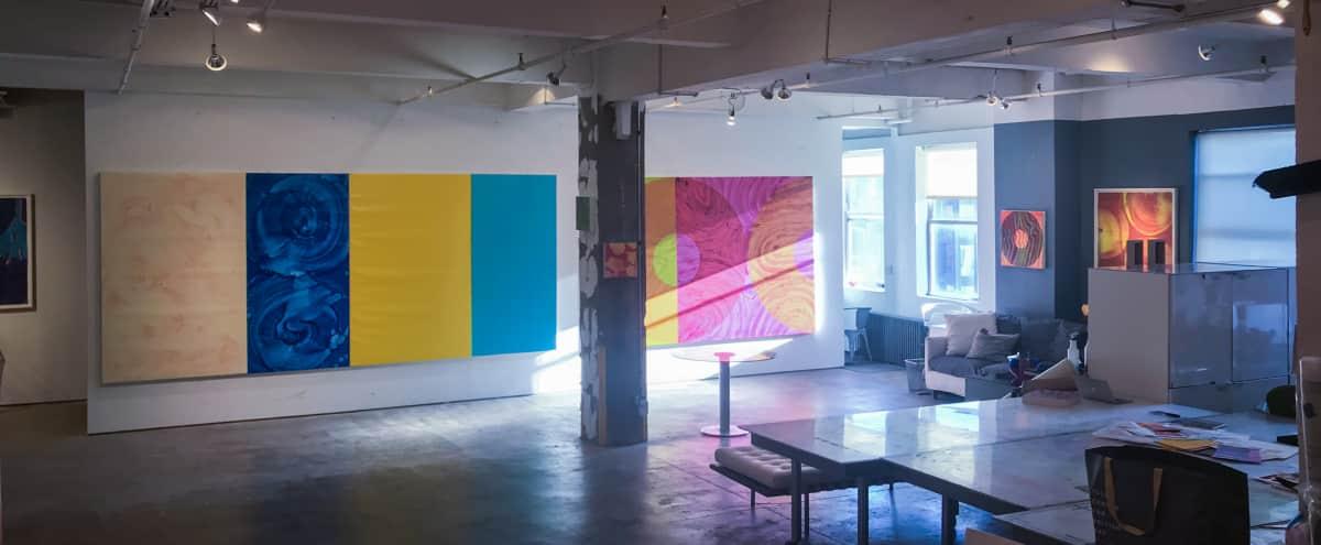 Chelsea Artist's Studio/Work Space in New York Hero Image in Midtown, New York, NY