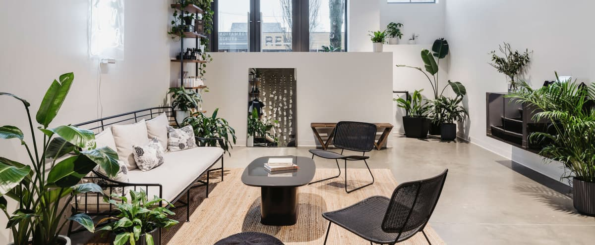 Premium Wellness Studio | High-Ceilings & Polished Industrial Vibe in Vancouver Hero Image in East Vancouver, Vancouver, BC
