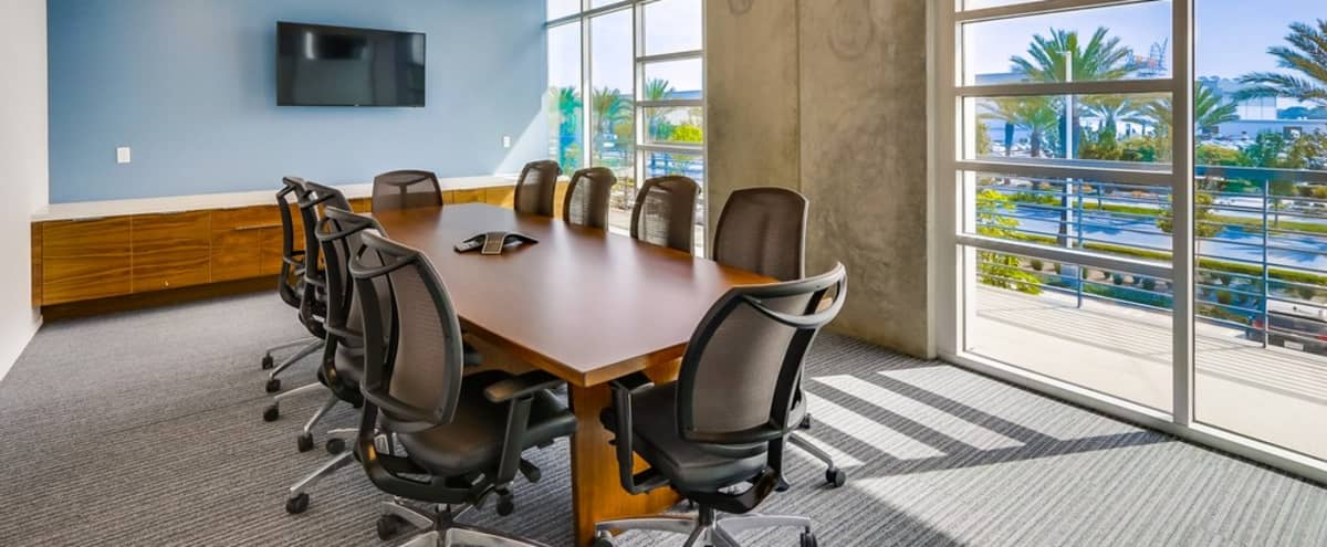 Private Meeting Room for 12 in Long Beach in Long Beach Hero Image in undefined, Long Beach, CA