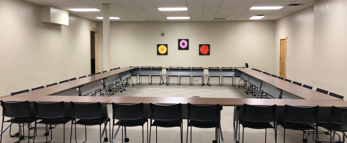 HUGE 1,500 Sq Ft Training Room in West St. Paul, MN in West St Paul Hero Image in undefined, West St Paul, MN