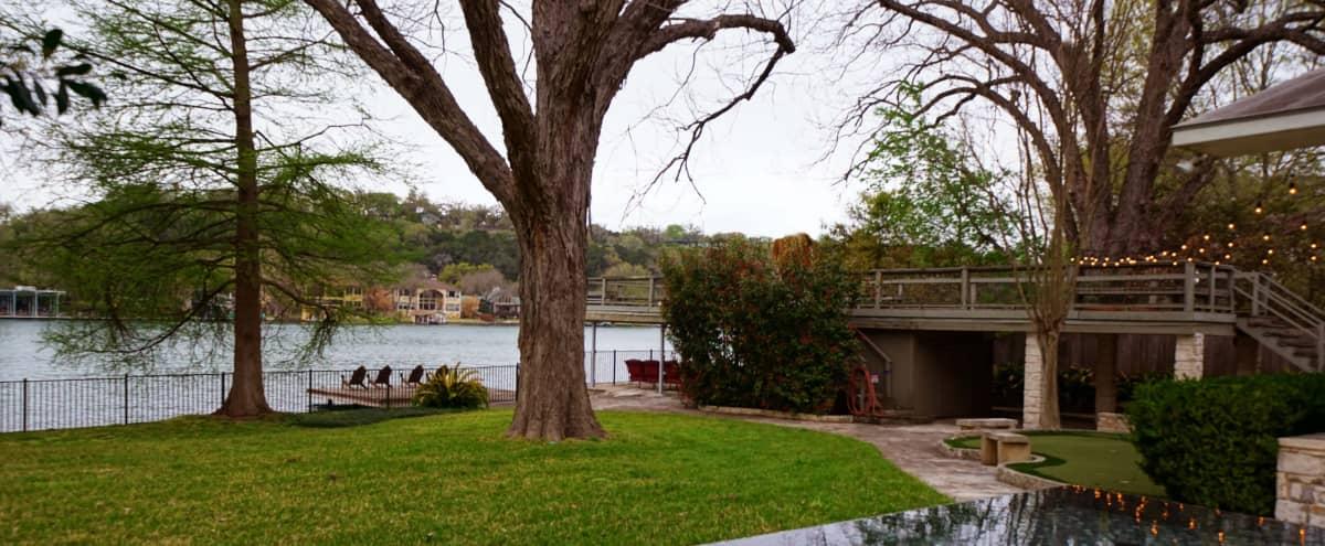 Lake Austin Waterfront Home in Austin Hero Image in Rivercrest, Austin, TX