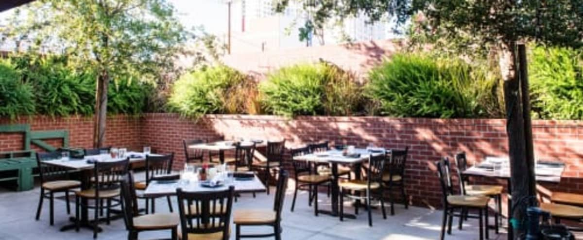 Gorgeous Outdoor Patio Great For Events in Las Vegas Hero Image in Downtown Las Vegas, Las Vegas, NV