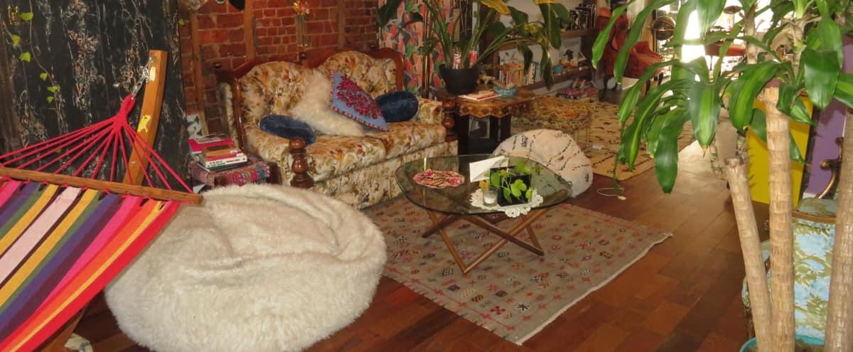 Colorful & Funky 2 Family Home in Bushwick in brooklyn Hero Image in Bushwick, brooklyn, NY