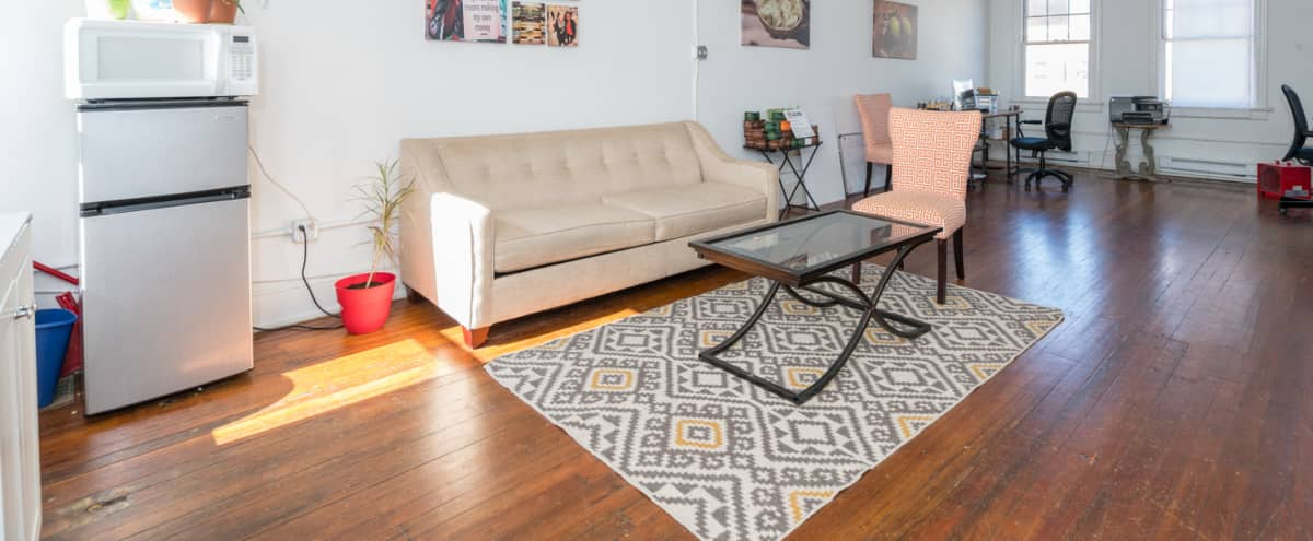 Beautiful Loft Space in the heart of H Street! in Washington Hero Image in Near Northeast, Washington, DC