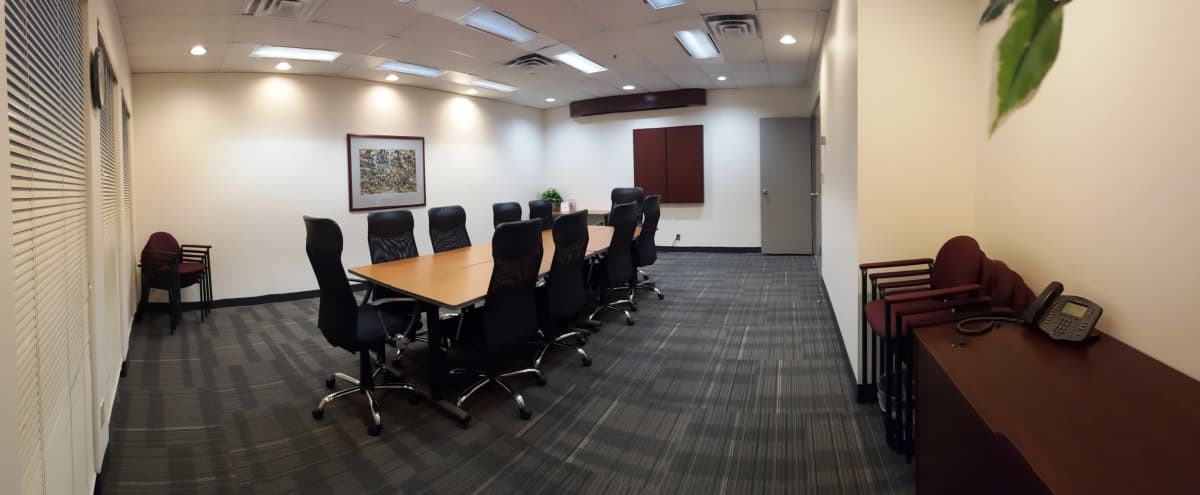Large Meeting Room Close to YVR Airport in Vancouver Hero Image in Marpole, Vancouver, BC