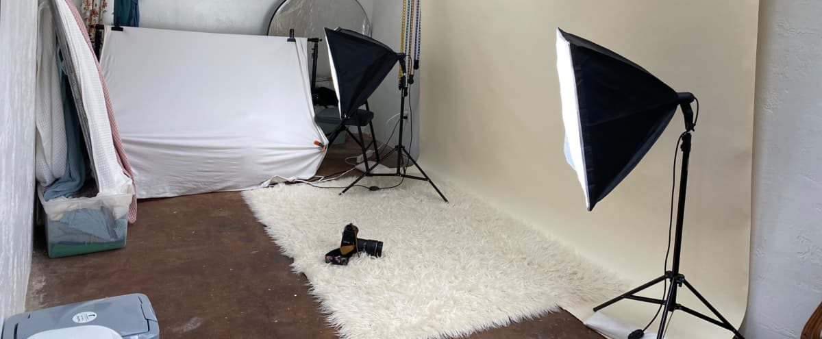 Newborn Photography Studio with Props in Austin Hero Image in Hyde Park, Austin, TX