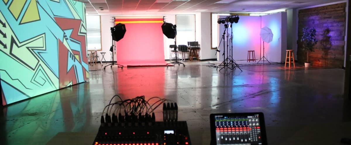 Photo & Video Creative Space Centrally Located in Dallas in Dallas Hero Image in Far North Dallas, Dallas, TX