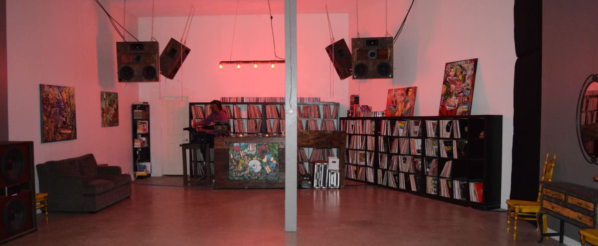 1,800 Sq. Ft. Artist Space- located in Downtown Oakland in oakland Hero Image in Oakland Ave - Harrison St, oakland, CA