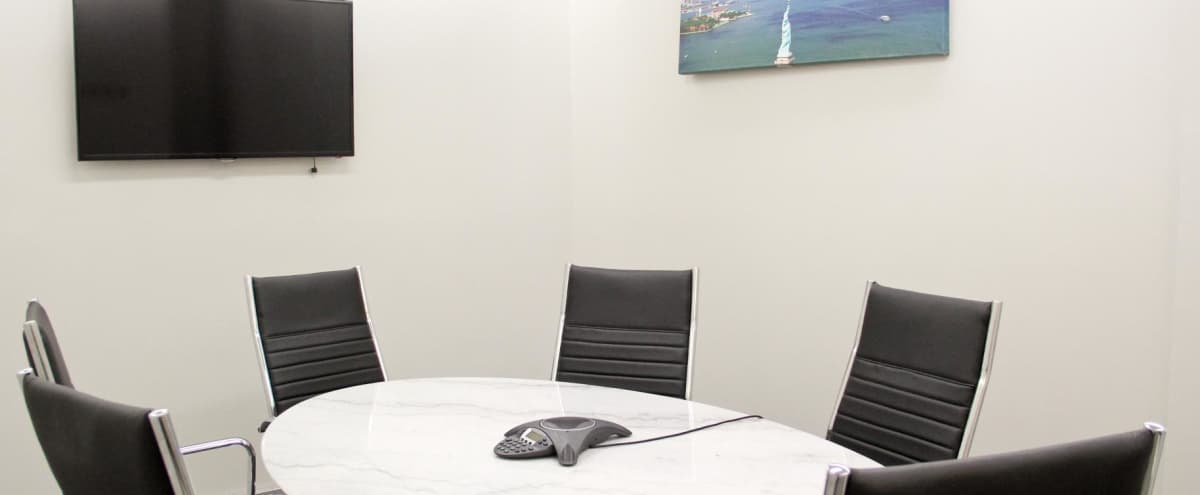 Stunning Meeting Room B for 6 - Meeting Room B in New York Hero Image in Midtown, New York, NY