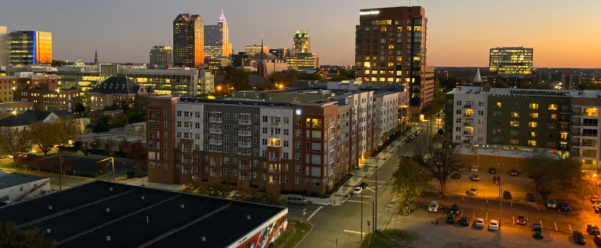Downtown Raleigh Modern Luxury Glenwood High Rise Condo in Raleigh Hero Image in Downtown, Raleigh, NC