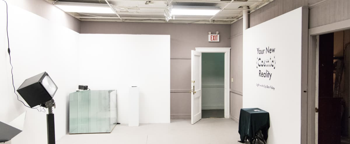 Performance & Gallery Studio Spaces Right on the Red Line in Dorchester Hero Image in Dorchester, Dorchester, MA
