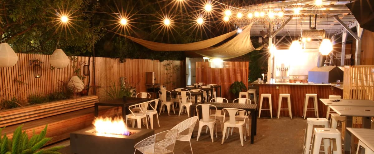 Charming Outdoor Event Space in Portland Hero Image in North Portland, Portland, OR