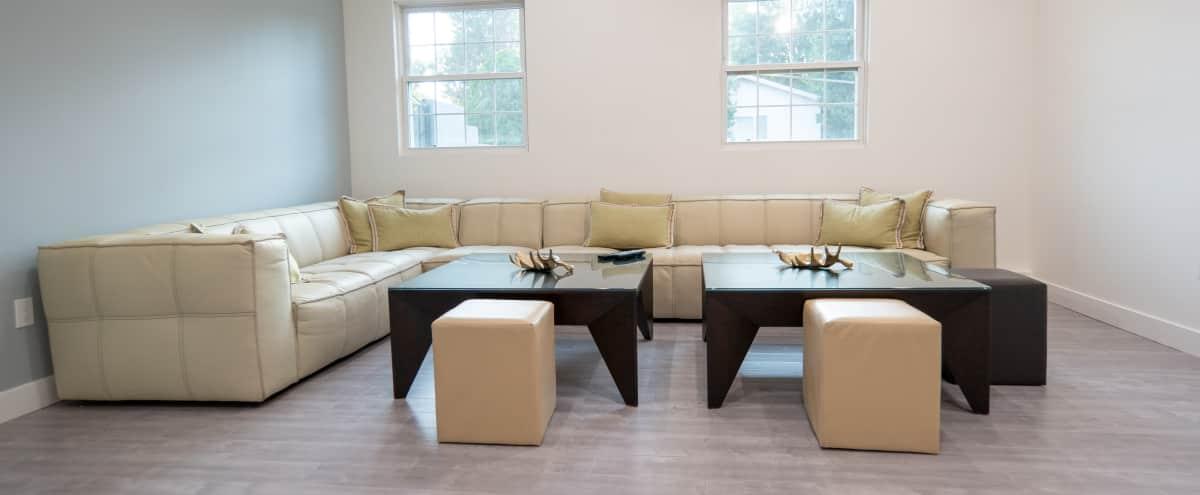 Modern Family Home w/ Open Floor Plan & unbeatable pool deck in Northridge Hero Image in Northridge, Northridge, CA