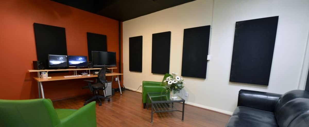 Post Production Editing Suite-Heart of Hollywood in Los Angeles Hero Image in Central LA, Los Angeles, CA