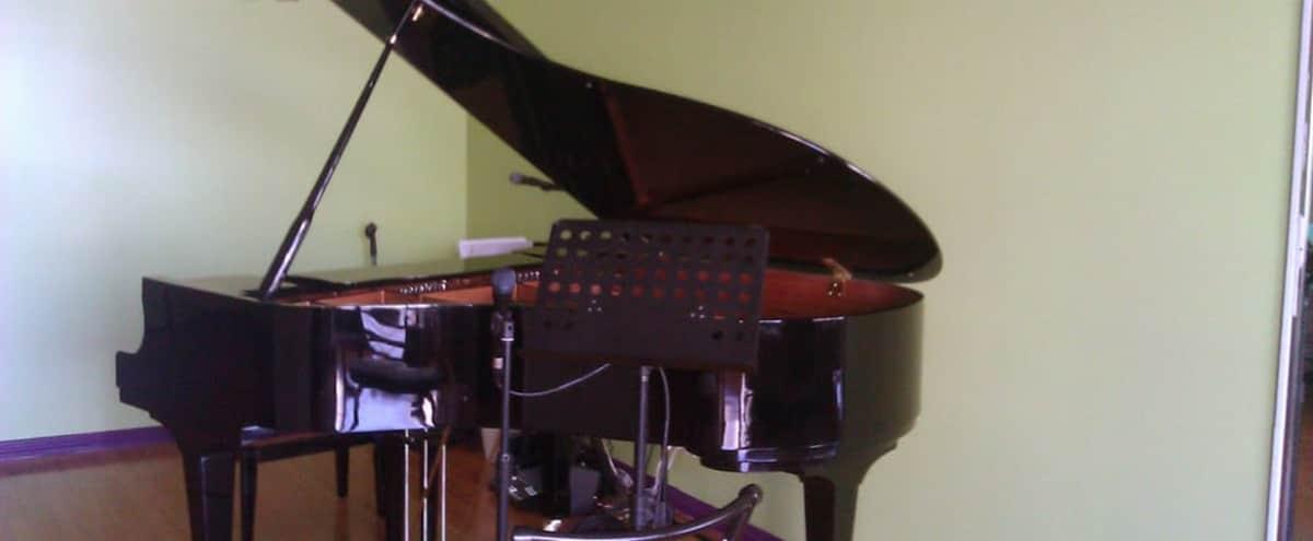 Intimate Music Venue with Grand Piano in San Gabriel Hero Image in undefined, San Gabriel, CA