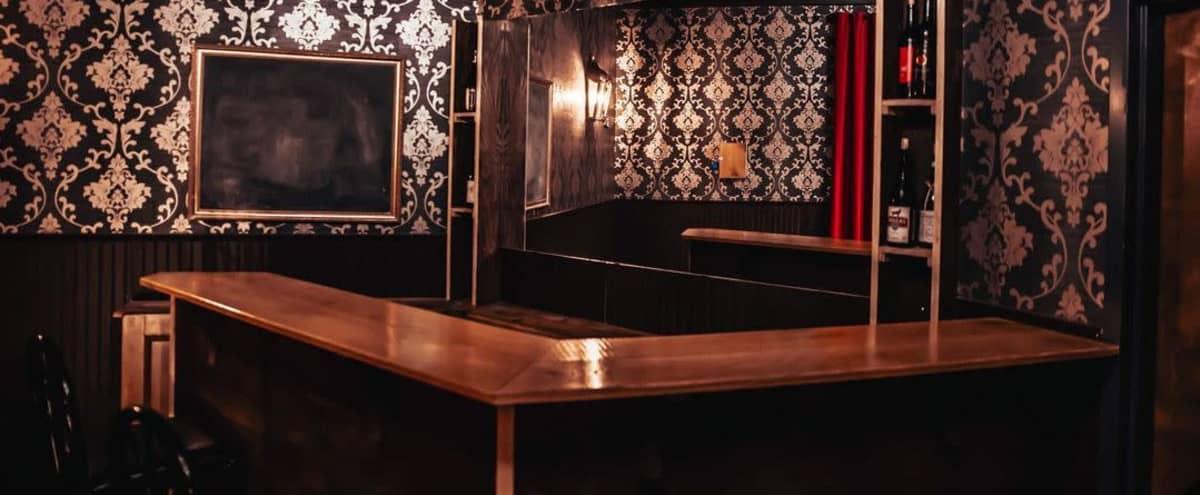 Burlesque-themed Cocktail Lounge Set in Marietta Hero Image in undefined, Marietta, GA