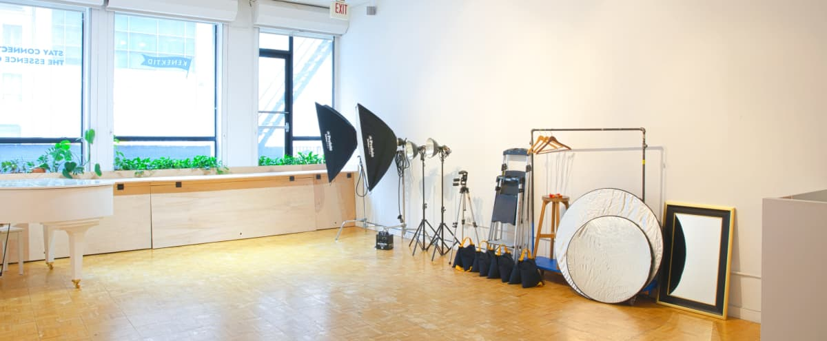 Heavenly Loft Photo Studio next to Bryant Park NYC in NEW YORK Hero Image in Midtown Manhattan, NEW YORK, NY