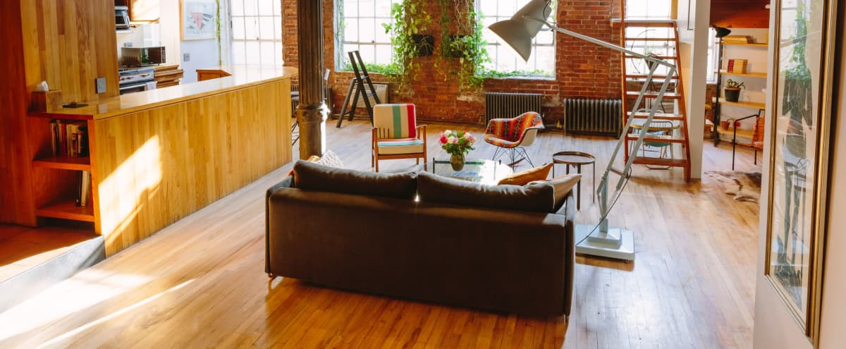 Downtown Luxury Loft 3,500 SQ FT! in New York Hero Image in South Village, New York, NY