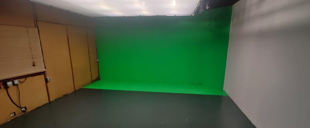 Turnkey Webcast green screen studio in san francisco Hero Image in Islais Creek, san francisco, CA