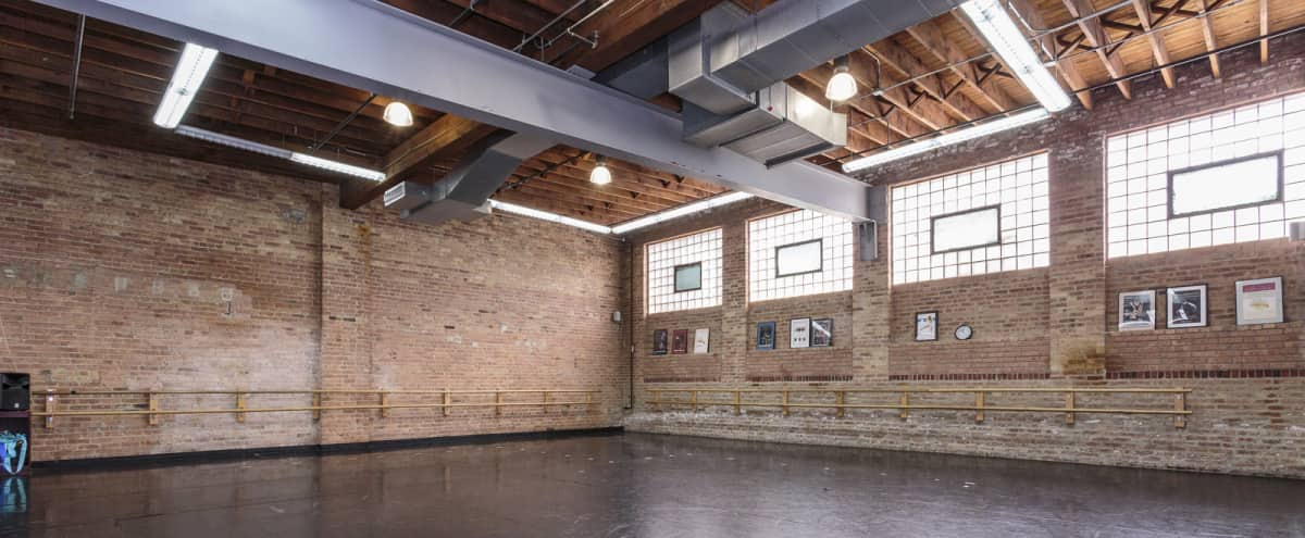 Dance & Rehearsal Studio for Creative Use in Old Town in Chicago Hero Image in Goose Island, Chicago, IL