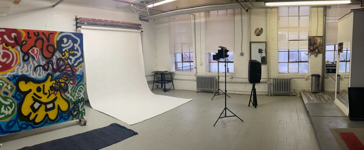 SomeStudios 24/7 Multimedia Creative Lofts in Union City Hero Image in undefined, Union City, NJ