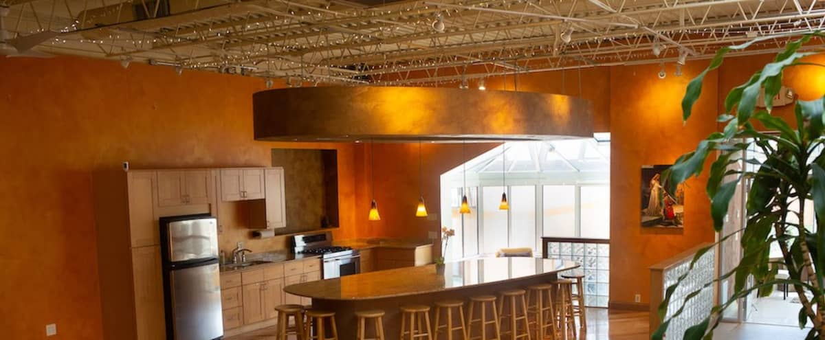 Beautiful Classroom and Kitchen Event Space in Minneapolis Hero Image in Windom, Minneapolis, MN