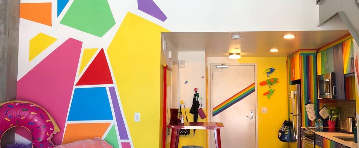 Rainbow Palace in Downtown LA in Los Angeles Hero Image in Central LA, Los Angeles, CA