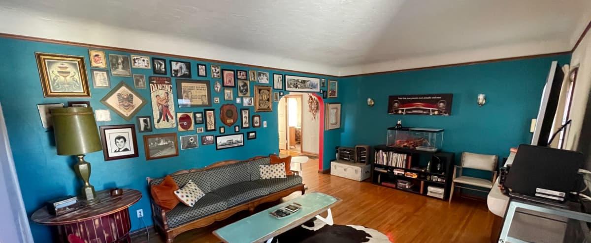 Photographer/interior designer occupied Spanish home in long beach Hero Image in Belmont Heights, long beach, CA