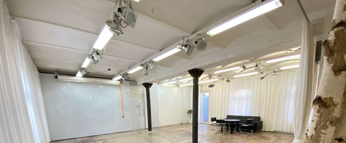 STUDIO WEISSENSEE.berlin  our studio the place for your production + presentation - no partys in Berlin Hero Image in Pankow, Berlin,