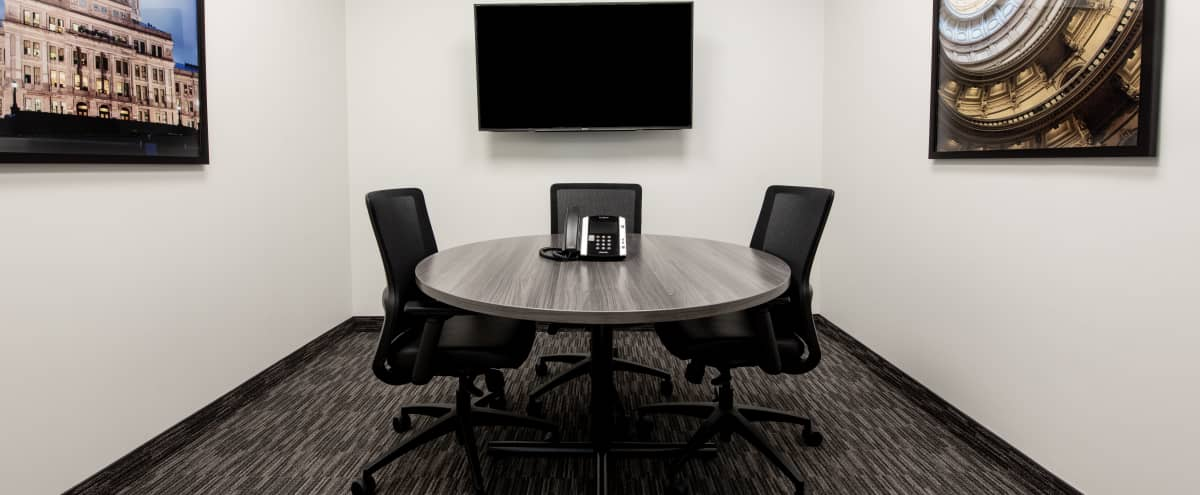 Private Meeting Room for 4 in Plano Hero Image in undefined, Plano, TX