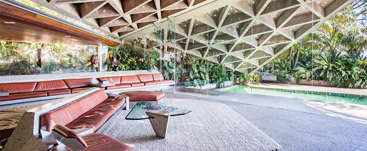 Futuristic Modern in Beverly Hills Hero Image in Beverly Glen, Beverly Hills, CA