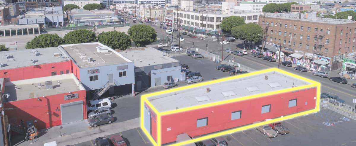 Free Standing Building in Los Angeles Hero Image in Central LA, Los Angeles, CA