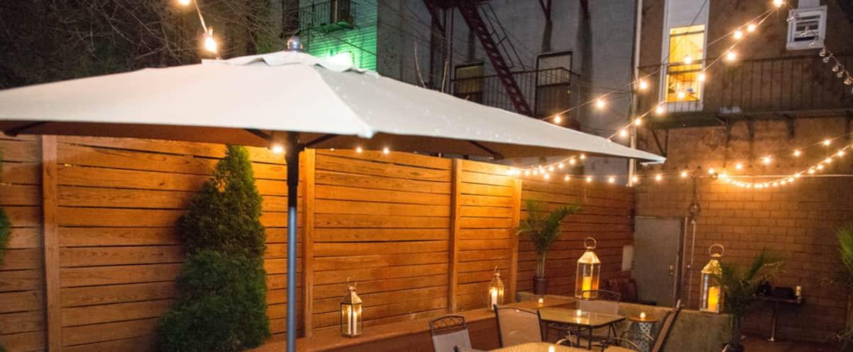 Brooklyn Bar with Outdoor Spaces in Brooklyn Hero Image in Williamsburg, Brooklyn, NY