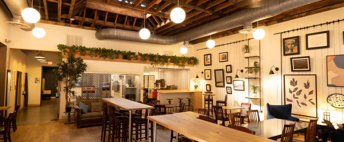 Multi-Flex Venue at Coffeehouse in Arlington Hero Image in Lyon Village, Arlington, VA