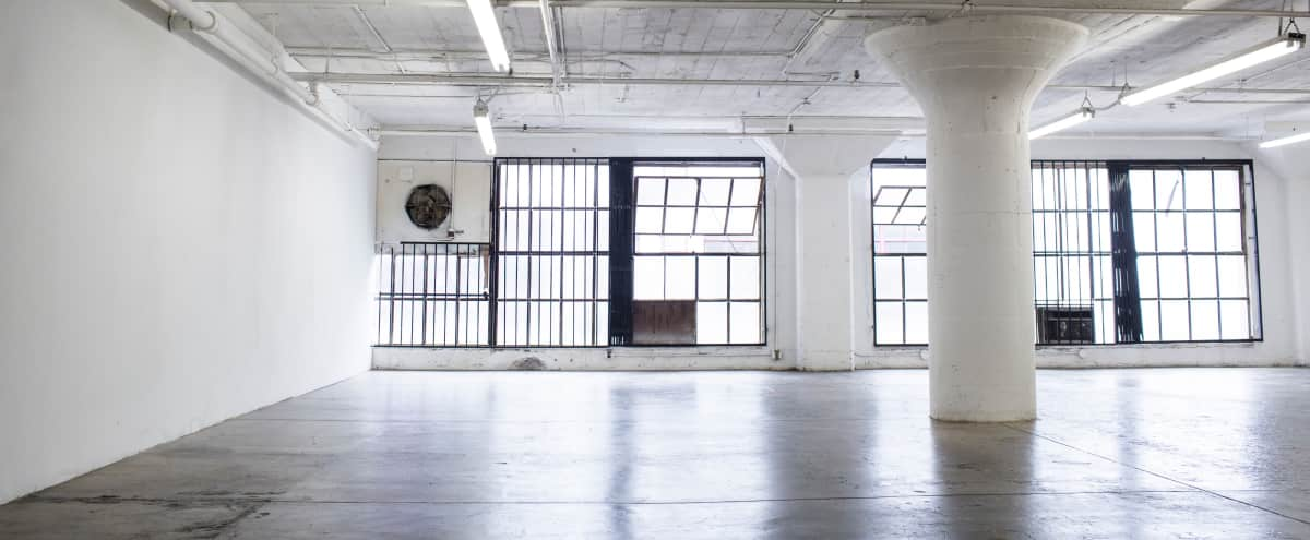 Large Naturally 24-hour Lit Multi-purpose Studio in Los Angeles Hero Image in Central LA, Los Angeles, CA